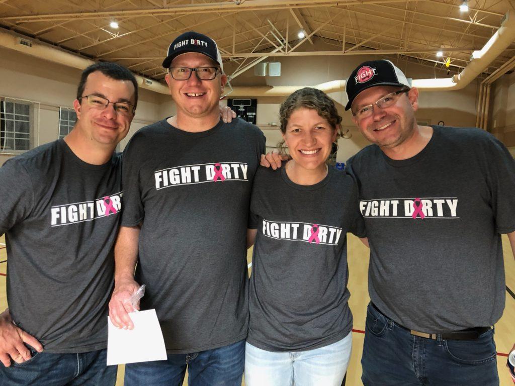 fight dirty team